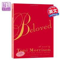 【中商原版】宠儿 英文原版小说 Beloved Toni Morrison 托妮莫里森代表作 诺贝尔文学奖 普利策奖