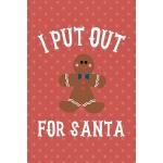 预订 I Put Out For Santa: Notebook Journal Composition Blank