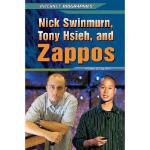 【预订】Nick Swinmurn, Tony Hsieh, and Zappos