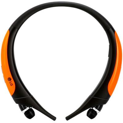 LG HBS-850 运动健身跑步蓝牙耳机4.1 无线立体声音乐耳麦 通用型 颈挂式国行正品 防汗防水 来电震动提示