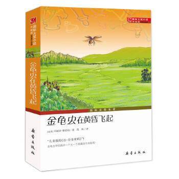 国际大奖小说升级版-金龟虫在黄昏飞起 儿童版的《达芬奇密码》!外国儿童文学幻想小说书籍