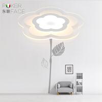 东联LED吸顶灯饰创意亚克力客厅灯超薄温馨卧室灯饰后现代简约餐厅灯具x19