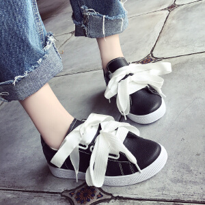 ELEISE美国艾蕾莎新品059-M01休闲女士板鞋