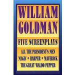 【预订】William Goldman: Five Screenplays with Essays