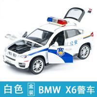 儿童玩具警察车金属合金玩具车回力警车玩具汽车模型仿真车模