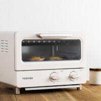 东芝(TOSHIBA)电烤箱智能8L迷你智能电烤箱 小体积 网红小烤箱 烘焙烧烤 ET-TD7080