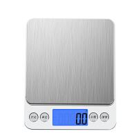 高精度厨房秤家用小型烘焙工具电子秤克称精准称重食物称天平数度