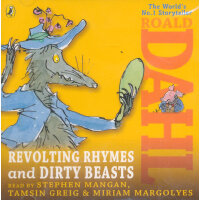 Revolting Rhymes and Dirty Beasts 罗尔德・达尔儿童诗歌音频(Audio Book)