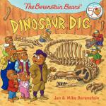 预订 The Berenstain Bears' Dinosaur Dig [ISBN:9780062075482]