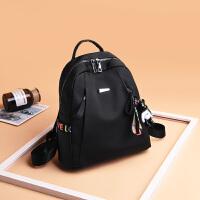 女士包包韩版时尚百搭休闲书包旅行包2019新款女士双肩包牛津布背包