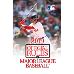 预订 2019 Official Rules of Major League Baseball [ISBN:97816