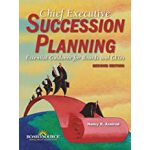 预订 Chief Executive Succession Planning: Essential Guidance