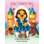 预订 Peach's Princess Party [ISBN:9780997253351]