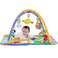 拉拉布书婴幼儿益智玩具启蒙与认知宝宝早教 我爱野生动物