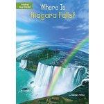 尼亚加拉大瀑布在哪里?英文原版 Where Is Niagara Falls?
