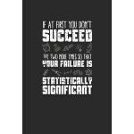 """预订 Statistically Significant: Graph Paper Notebook (6"""" x 9"""""""