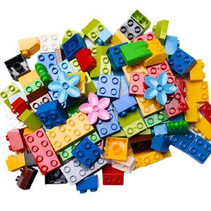 【满150立减50】大颗粒积木玩具 男孩女孩益智乐高式拼插拼装1-3岁2周岁幼儿园宝宝儿童玩具
