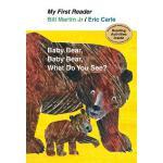 【预订】Baby Bear, Bear Bear, What Do You See?