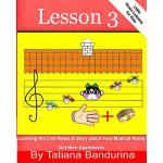 预订 Little Music Lessons for Kids: Lesson 3 - Learning the L