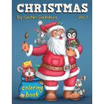 预订 Christmas Coloring Book for Kids: Winter Season Book for