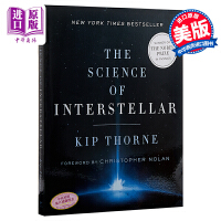 【中商原版】星际穿越中的科学 英文原版 The Science of Interstellar Kip Thorne
