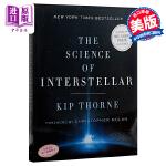 【中商原版】星际穿越中的科学 英文原版 The Science of Interstellar Kip Thorne