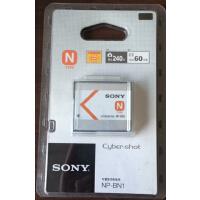 索尼原装电池NP-BN1 适用TX100 TX55 W670 W610 W620 W630 TX66