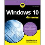 预订 Windows 10 for Dummies [ISBN:9781119470861]