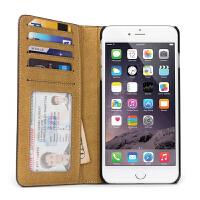 Twelve South BookBook for 6/6splus 苹果手机皮质保护壳  翻盖式真皮手机套 钱包式皮套