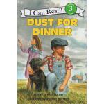 Dust for Dinner I can read L3 儿童绘本分级读物 英文原版绘本