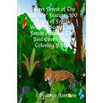预订 Secret Forest of The Wildlife Features 100 Pages of Fore