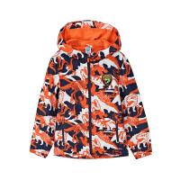 【1件3折到手价:95.7】361儿童男中大童舒适百搭梭织薄外套男童外套K51832602