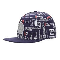 探路者童装新款潮流帽子
