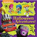 预订 Halloween Adventures! (Nickelodeon) [ISBN:9780525577850]