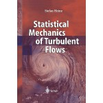 预订 Statistical Mechanics of Turbulent Flows[ISBN:9783642072