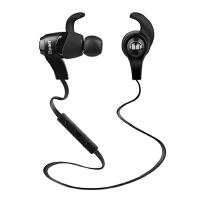 【当当自营】MONSTER/魔声 iSport wireless 爱运动 无线蓝牙耳机 带耳麦手机耳机 入耳式耳塞运动耳机 黑色