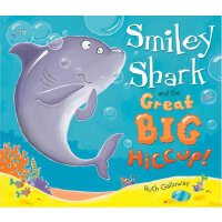 Smiley Shark and the Great Big Hiccup ISBN:9781848955448