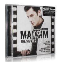 正版 马克西姆 电影琴缘 Maksim The Movies CD 钢琴曲专辑