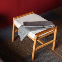 当当优品 橙舍创意休闲单人沙发椅 北欧布艺带坐垫电脑椅卧室简约现代椅子 单脚垫