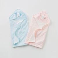 [2件3折价:63]戴维贝拉春季新款婴幼儿毛毯男女宝宝盖毯抱毯DBH9999