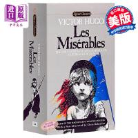 【中商原版】悲惨世界 (英语) 英文原版 Les Miserables Victor Hugo Signet 文学