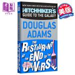 【中商原版】餐厅结束 英文原版 The Restaurant at the End of the Universe D