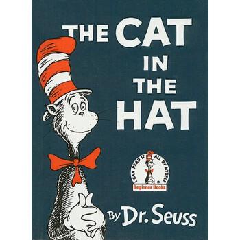 【预订】The Cat in the Hat 预订商品,需要1-3个月发货,非质量问题不接受退换货。
