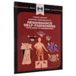 【中商原版】文艺复兴时期的自我塑造(MACAT解读系列)英文原版 Renaissance Self-Fashionin