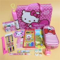 一年级小学生学习用品开学文具套装礼盒礼物幼儿园奖品笔袋