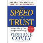 【预订】The Speed of Trust: The One Thing That Changes Everythi