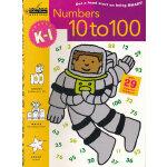 Numbers 10 to 100 Grades K-1 (Litltle Golden Book) 从10到100(金色童书,学龄前练习册)9780307035868