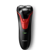飞利浦(PHILIPS) 电动剃须刀 FT688/14 干湿两用 三刀头 可旋转刮胡刀 充电式 全身水洗