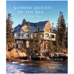 Summer Houses by the Sea 海边避暑别墅:瓦片风格 英文原版室内设计