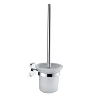 贝乐BALLEE G6307 全铜厕所刷架 卫生间马桶杯架套装